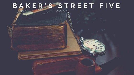 Baker's Street Mystery|Solve It Escape Games