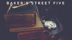 Solve It Escape Games Baker Street Five